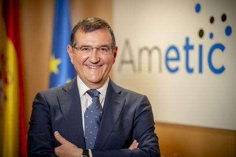Francisco Hortigüela, director general de AMETIC.