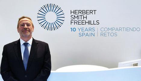Francisco Montiano, Herbert Smith Freehills.
