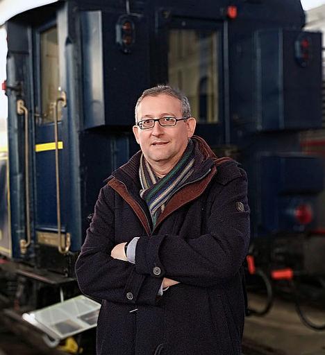 Francisco Polo Muriel, nuevo director del Museo del Ferrocarril Madrid-Delicias