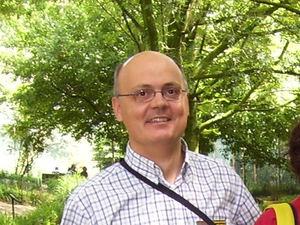 Francisco Villate, administrador de Aluni.net