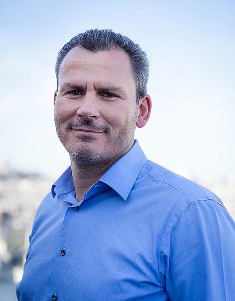Franck Le Tendre, CEO de Finalcad.