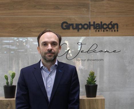 Francois Brendel, CEO del Grupo Halcón.
