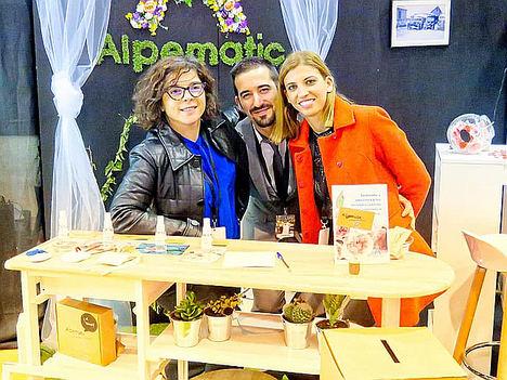 Alpematic, la franquicia de marketing olfativo cierra 2019 con 5 aperturas y tienda física en Barcelona