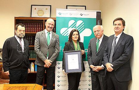Fraternidad-Muprespa recibe el certificado AENOR de tratamiento de quejas y reclamaciones ISO 10002
