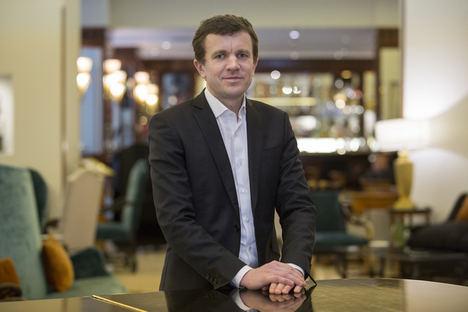 Frédéric Durand, CEO de Diabolocom.