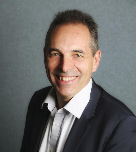 Frédéric Portal, Solution Marketing Director de Workday en EMEA.