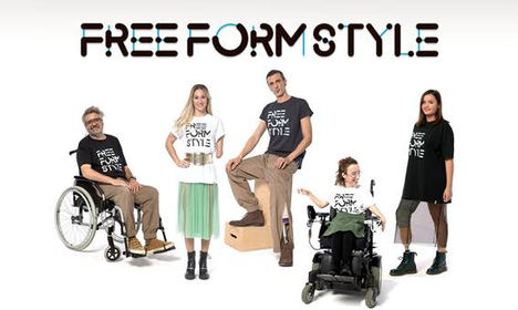 Free Form Style, una propuesta pionera de moda inclusiva, presenta su primera colección