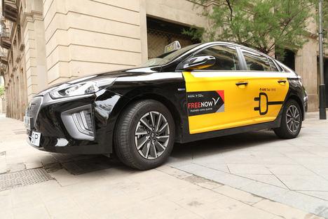 El sector del taxi crece un 25% desde el fin del estado de alarma