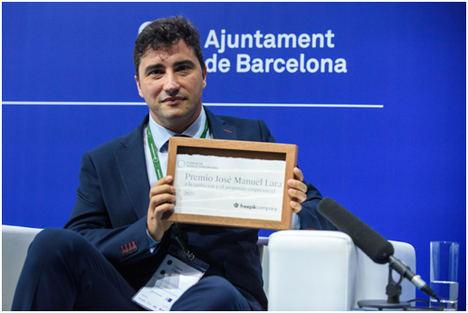 Freepik Company reconocida con el premio José Manuel Lara a la ambición y el propósito empresarial