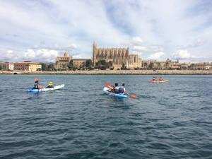 La Fundación Deporte & Desafío y La Fundación Jesús Serra promueven el deporte entre personas con diversidad funcional en Palma de Mallorca