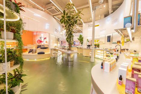 Espectacular recibimiento en la apertura de la primera Freshly Store en Madrid