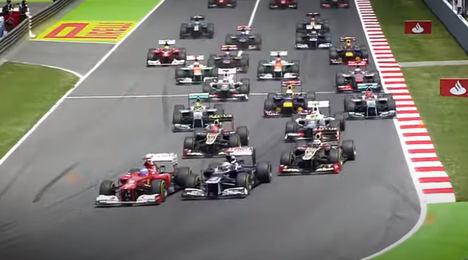 La Fórmula 1 y AWS aprovechan el aprendizaje automático y la tecnología en la nube para identificar al conductor más rápido