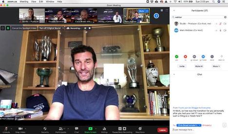 Fórmula 1® y Zoom anuncian su colaboración para un primer Paddock Club Virtual