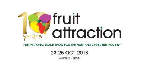 Fruit Attraction 2018 velará por la propiedad intelectual, industrial y de marca de expositores y visitantes