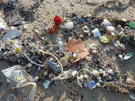 Fujitsu impulsa una iniciativa para resolver el problema de los residuos plásticos en los océanos