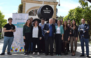 Telefónica y la Fundación Osborne presentan un proyecto de investigación e innovación realizado por jóvenes universitarios