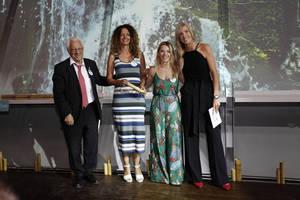 La Fundación Alain Afflelou recibe el 2º Premio El Mundo Zen Adecco al mejor Proyecto Solidario