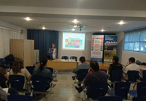 """Fundación COPADE aterriza en la Sierra de Guadarrama con su proyecto """"PYMES y ODS"""""""
