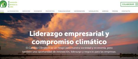 Elvira Carles, directora de la Fundación Empresa & Clima: