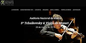 La precoz genialidad de Mozart y la emocionada tristeza de Tchaikovsky en el próximo concierto de Fundación Excelentia