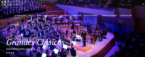 Fundación Excelentia entrega sus Premios a la Cultura y lo celebra con la Quinta de Beethoven