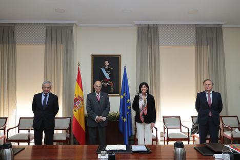 La Fundación FEINDEF aprueba el nombramiento de Julián García Vargas como nuevo presidente de la institución
