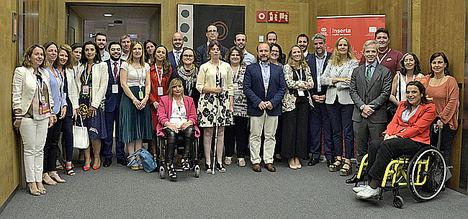 Fundación ONCE constituye el Consejo Asesor del Foro Inserta Responsable en Madrid