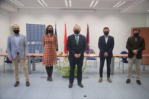 La Agencia para el Empleo y la Fundación Orange firman un convenio para impulsar la inserción laboral
