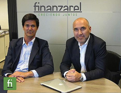 Finanzarel se asocia con un banco alemán para potenciar su negocio de financiación de empresas