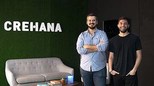 Fundadores de Crehana.