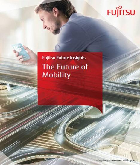 """Fujitsu presenta su visión para el futuro de la movilidad en su informe """"Future Insights"""""""