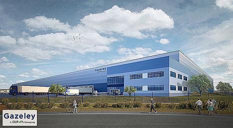 Gazeley comienza a construir un almacén de 37.100m2 en Illescas, Toledo