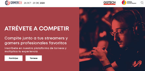 34 Centros Educativos de la Comunidad de Madrid, han participado en los torneos de GAMERGY Edición Especial Online 2020
