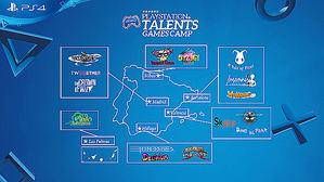 Anunciados los estudios de desarrollo que estarán en PlayStation®Talents Games Camp 2019