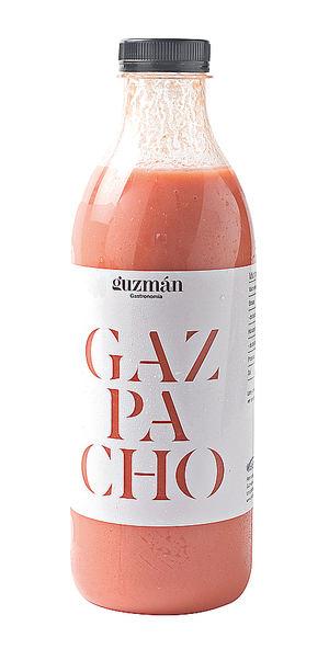 Guzmán mejora y actualiza su gazpacho