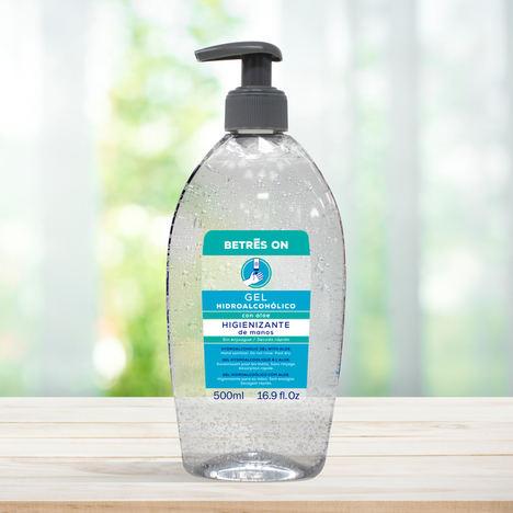 Iberfrasa, se suma a la lucha contra el Covid-19 donando geles hidroalcohólicos higienizantes