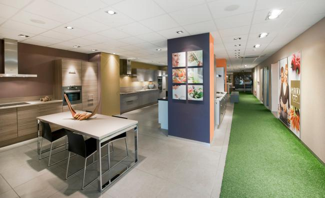 Ggo kitchen house inaugura su cuarta tienda en espa a en el centro comercial parque oeste - Cocinas eggo zaragoza ...