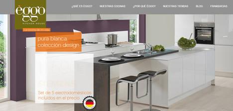 La firma de cocinas belga ggo kitchen house supera en un 12 la previsi n de ventas en espa a - Cocinas eggo zaragoza ...