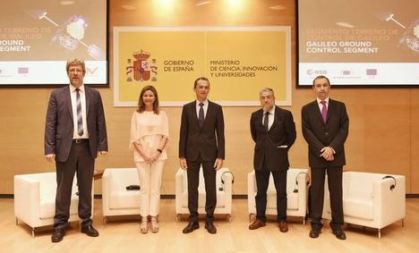 La industria espacial española firma su mayor contrato con la Comisión Europea