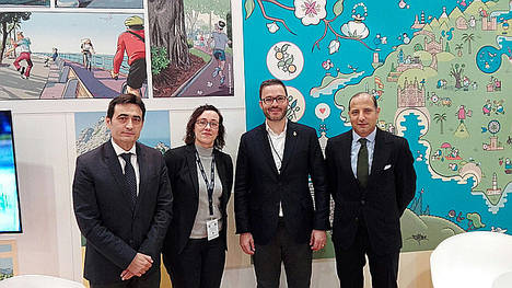 ÁgoraNext, PalmaActiva y Telefónica presentan en Fitur Baleares Open Future_, primer programa mundial de emprendimiento digital especializado en turismo