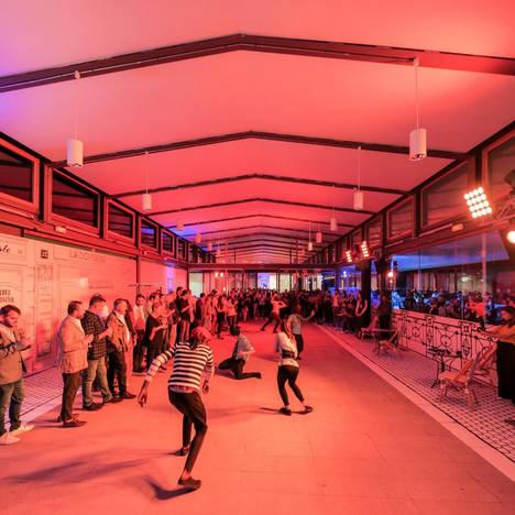 GROHE recrea en el COAM el lado más vanguardista de París para inaugurar su nuevo showroom