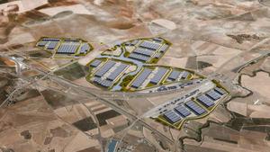 GROUPE IDEC desarrolla el primer parque XXL de energía positiva de Europa
