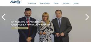 """Grupo Avintia recibe el Premio """"Empresa inversora de vida"""" por la Fundación Cris Contra el Cáncer"""