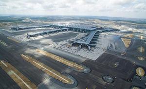 El Grupo Moldtrans participa en el proyecto de construcción del nuevo aeropuerto de Estambul
