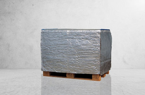 El Grupo Moldtrans añade un nuevo embalaje ecológico a su servicio MoldCover