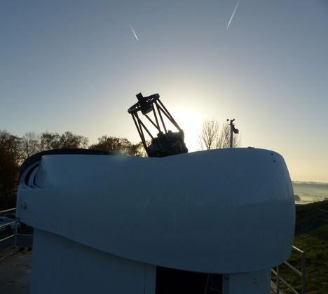 GMV actualizará el sistema de misión del centro alemán de vigilancia espacial para la Agencia Espacial Alemana en DLR
