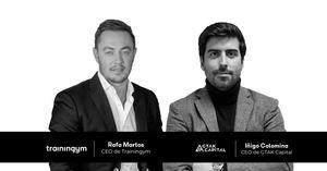 GTAK Capital invierte en la plataforma tecnológica Trainingym y amplía su capital con una valoración de 10 millones de euros