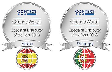 GTI es nombrado Distribuidor Especializado del Año para España y Portugal