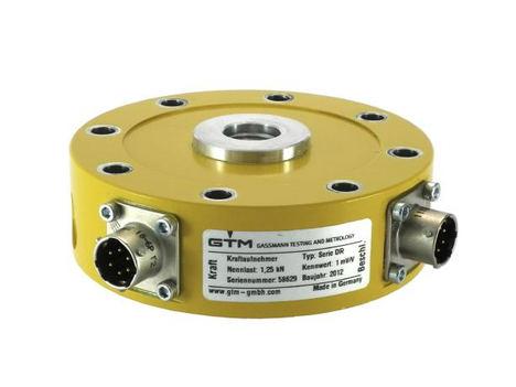 GTM recibe la patente del transductor de fuerza-aceleración