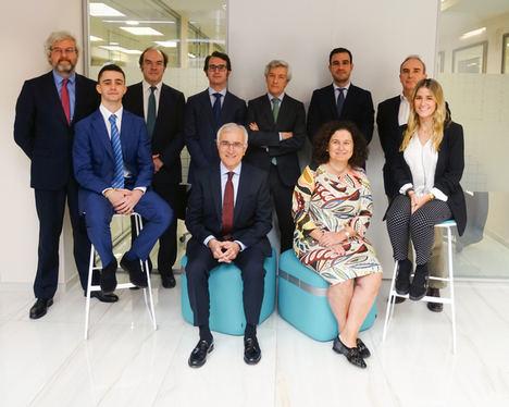 GVC Gaesco Valores, equipo de analistas.